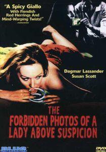 The Forbidden Photos of a Lady Above Suspicion