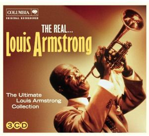 Real Louis Armstrong [Import]