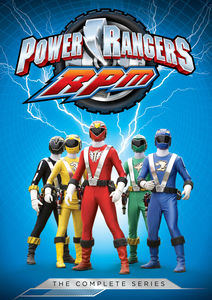 Power Rangers: RPM The Complete Series