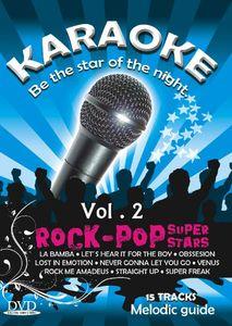 Karaoke: Rock-pop Super Stars: Volume 2
