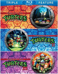 Teenage Mutant Ninja Turtles /  Teenage Mutant 2