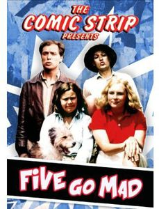The Comic Strip Presents...: Five Go Mad
