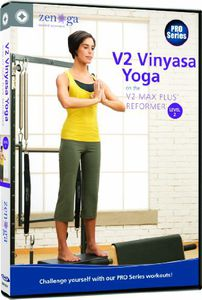 V2 Vinyasa Yoga on the V2 Max Plus - Level 2