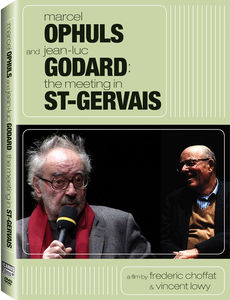 Marcel Ophuls & Jean-Luc Godard: Meeting in