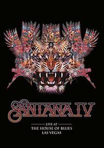 Santana IV: Live at the House of Blues, Las Vegas [Import]