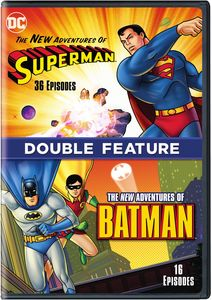 The New Adventures of Batman /  The New Adventures of Superman (Complete Series) (DC)