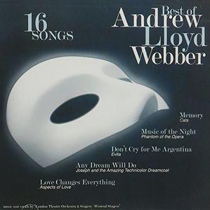 Best of Andrew Lloyd Webber