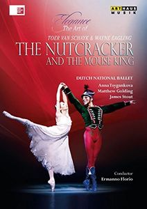Elegance - The Art of Toer van Schayk & Wayne Eagling: The Nutcracker