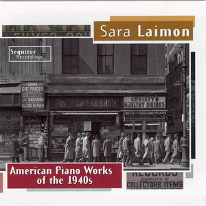 American Piano Music of the 1940's