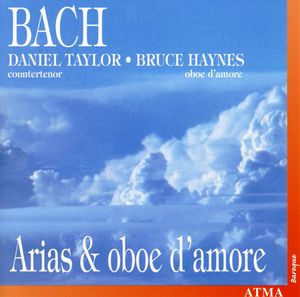Arias & Oboe D'amore