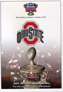 2011 Sugar Bowl-Osu Vs Arkansas