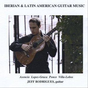 Iberian & Latin American Guitar Music