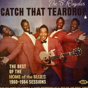 Catch That Teardrop: The Best Of The Home Of The Blues 1960-1964 Sessions [Import]