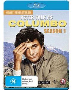 Columbo: Season 1 [Import]
