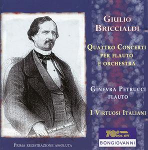 Quattro Concerti Per Flauto E Orchestra