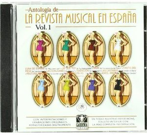 Antologia De La Revista Musical Espanola 1 /  Various [Import]