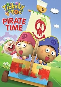 Tickety Toc: Pirate Time