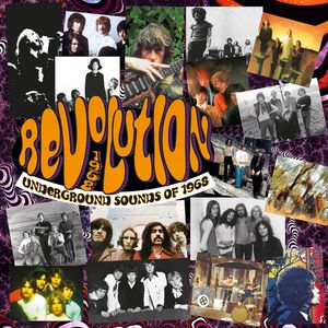 Revolution: Underground Sounds Of 1968 /  Various [Import] , Various Artists