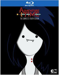 Adventure Time: The Complete Fourth Season