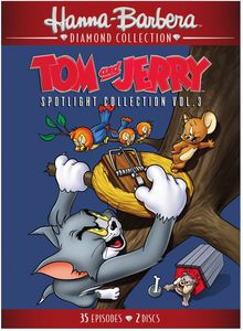 Tom and Jerry Spotlight Collection: Volume 3