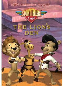 Storyteller Cafe: Lion's Den