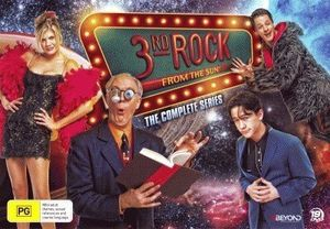 3rd Rock from the Sun Complete Series Collection [Import]