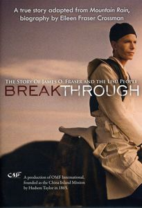 Breakthrough-James O Fraser