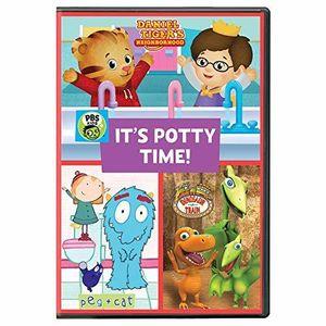Pbs Kids: It's Potty Time