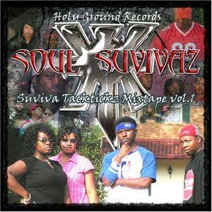 Suviva Tacktickz Mixtape 1