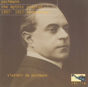 Mythic Pianist Vladimir de Pachmann