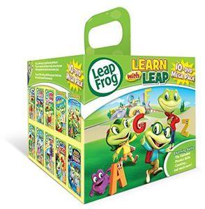 Leapfrog 10-DVD Mega Pack
