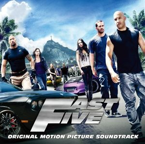 Fast Five (Original Soundtrack) [Import]