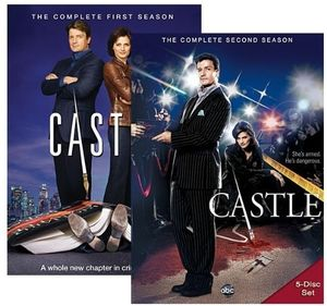 Castle: Season 1 and Season 2