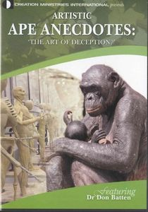 Artistic Ape Anecdotes: Art Of Deception