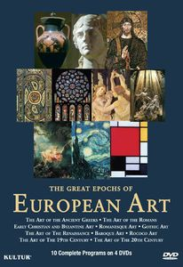 The Great Epochs of European Art