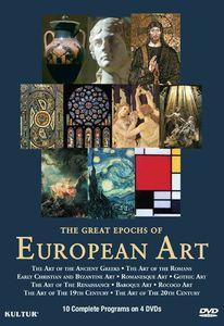 The Great Epochs of European Art