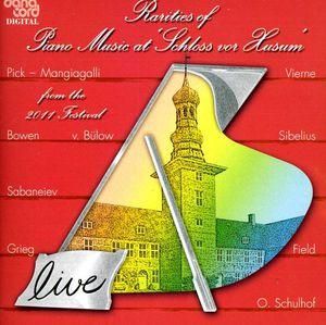 Rarities of Piano Music 2011