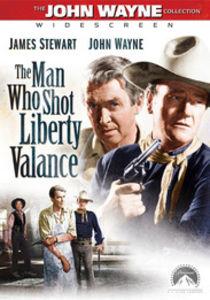 The Man Who Shot Liberty Valance , James Stewart