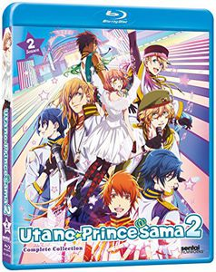 Uta No Prince Sama 2000%: Complete Collection