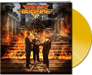 Temple Of Lies (Yellow Vinyl)