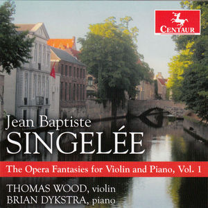 Opera Fantasies For Violin & Piano 1
