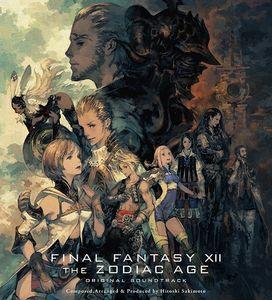 Zodiac Age : Fantasy XII (Limited) (Original Soundtrack) [Import]