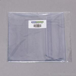 Bu S12PVF5PK 8 GG Polyvinyl Sleeve with Flap 5 PK