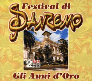 Festival Di San Remo: Gli Anni D'oro /  Various [Import]