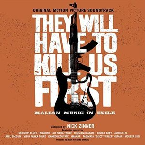 They Will Have To Kill Us First /  O.S.T. [Import]