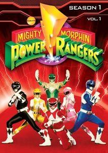 Mighty Morphin Power Rangers: Season One, Volume One