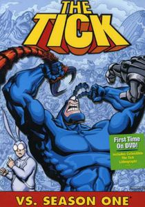 The Tick vs. Season One