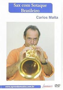 Sax Com Sotaque Brasileiro [Import]