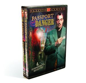Passport to Danger: Volume 1 and 2