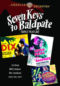 Seven Keys to Baldpate Triple Feature